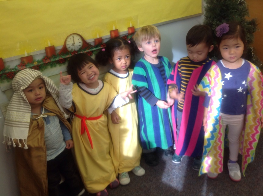 Our Room 4 Nativity Stars
