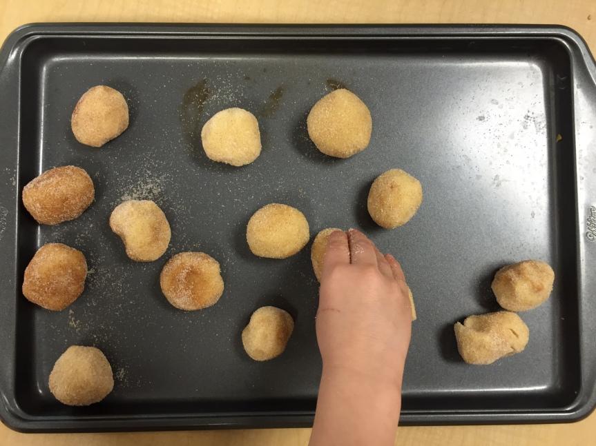 Baking with Joy!