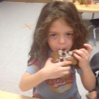 Gingerbread Fun in Room2!