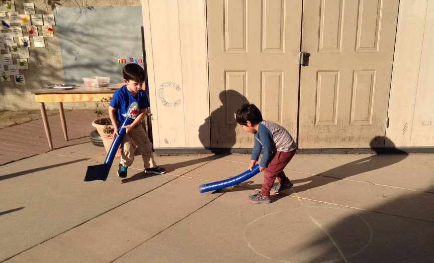 Let's Play Hockey…Preschool Style!