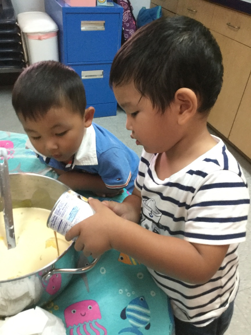 Room 3's Week of Fun with Ice Cream, a Puppet Show and more!
