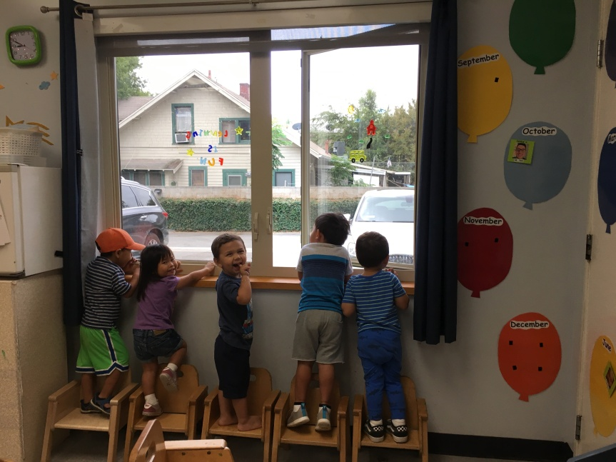 Our First Month in Room5!